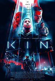 James Franco, Michael B. Jordan, Zoë Kravitz, Jack Reynor, Lily Gao, and Myles Truitt in Kin (2018)