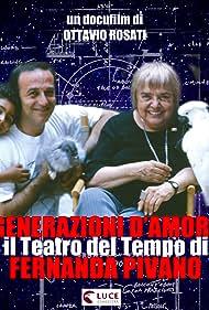 Fernanda Pivano, Teto, and Ottavio Rosati in Generazioni d'amore: Le quattro Americhe di Fernanda Pivano (2001)