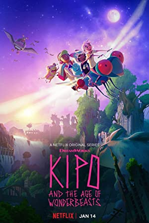 Where to stream Kipo and the Age of Wonderbeasts