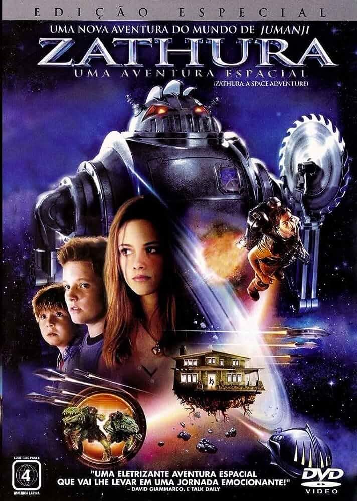 Zathura: A Space Adventure (2005) Hindi Dubbed