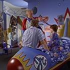 William Katt, Justin Chapman, and Jack Warden in Problem Child 3: Junior in Love (1995)
