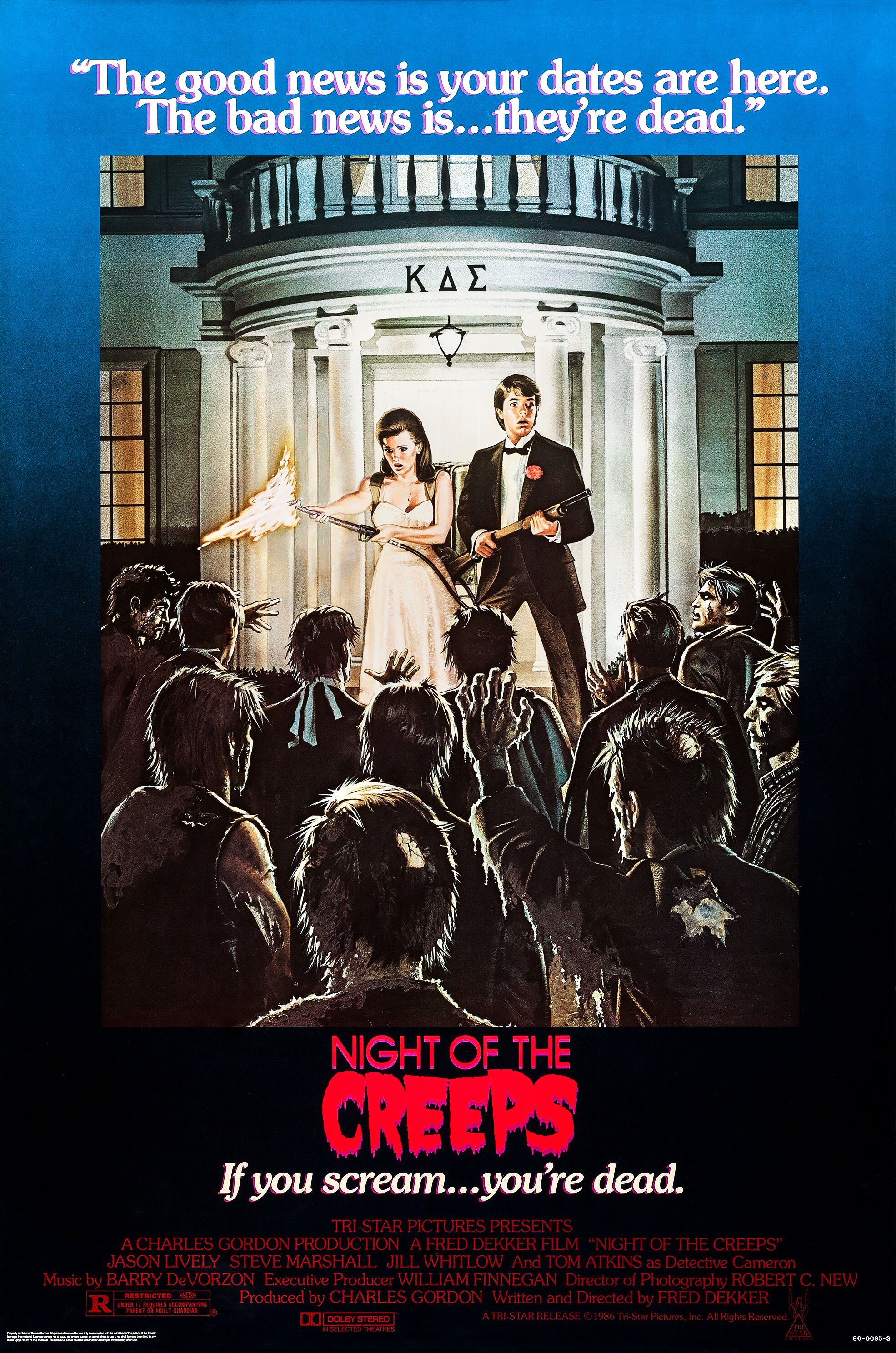 Night of the Creeps (1986) - IMDb