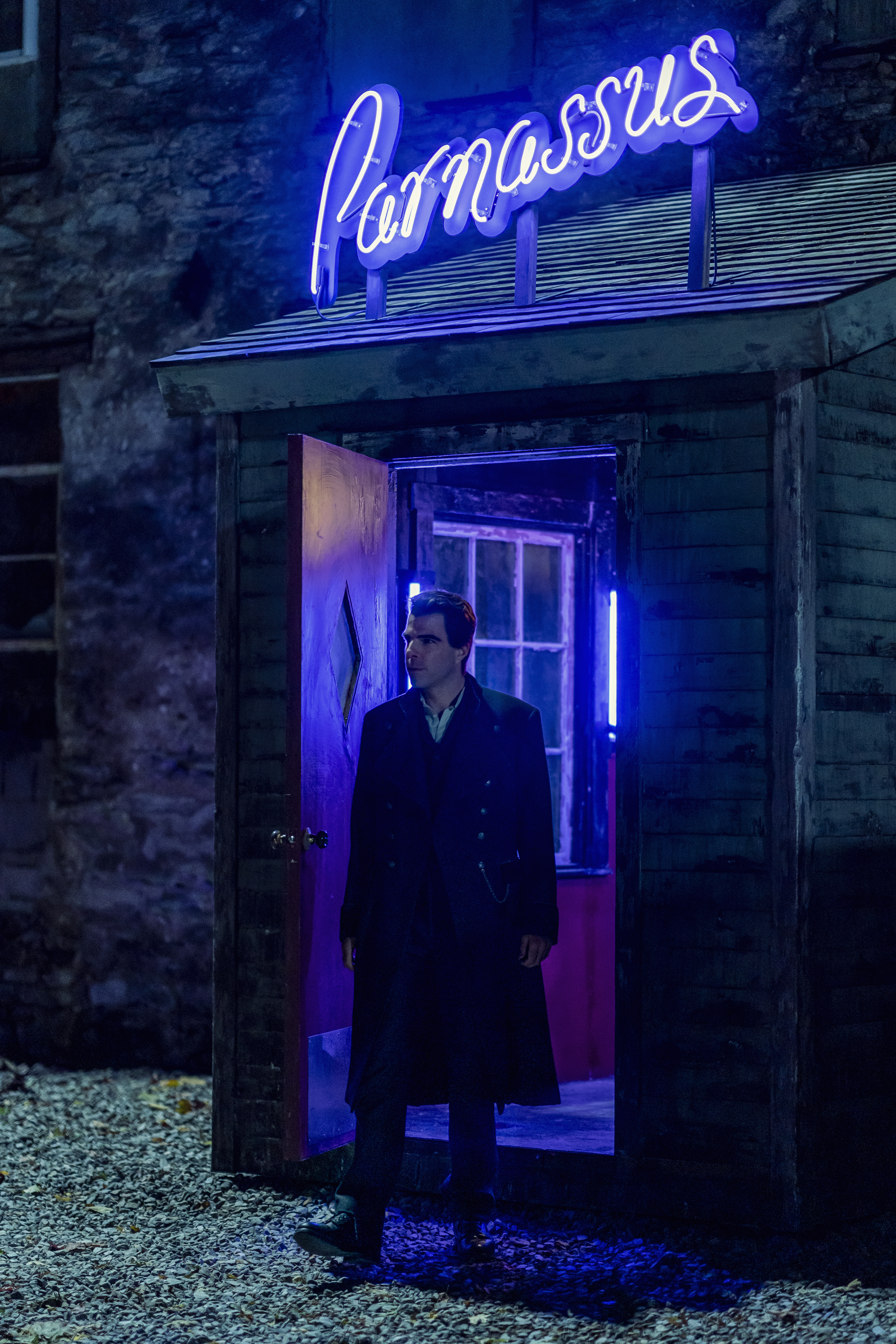 Zachary Quinto in NOS4A2 (2019)