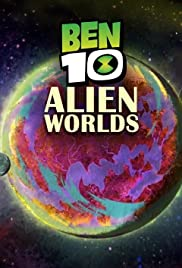 Ben 10: Alien Worlds Poster