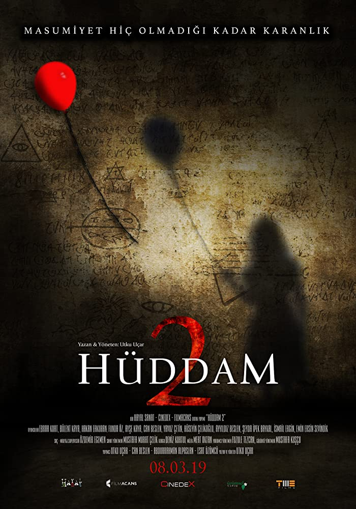 Hüddam 2 2019 Hindi Dual Audio 550MB HDRip 720p HEVC x265 ESubs