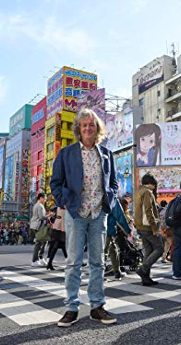 download scarica gratuito James May: Our Man in Japan o streaming Stagione 1 episodio completa in HD 720p 1080p con torrent
