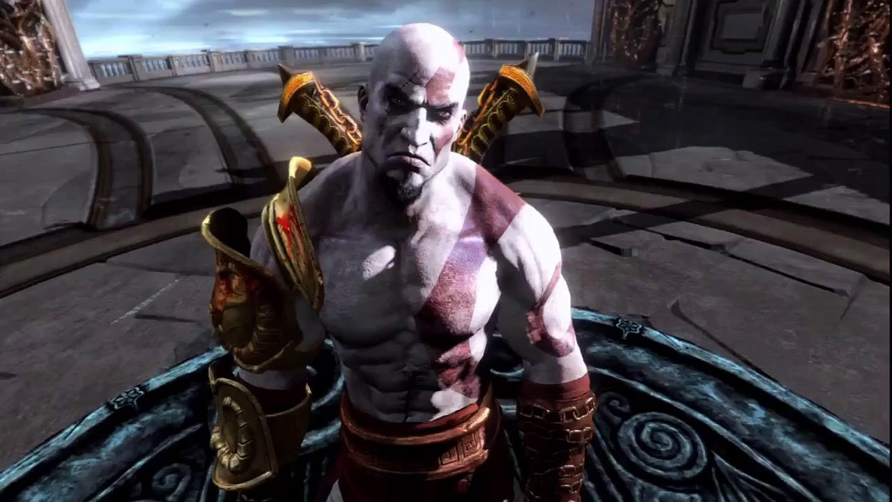 🔥 God of war 3 ppsspp free download for android | Download Game God