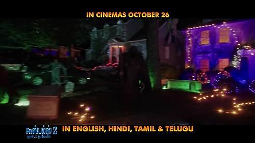 Goosebumps 2: Haunted Halloween Tamil Trailer