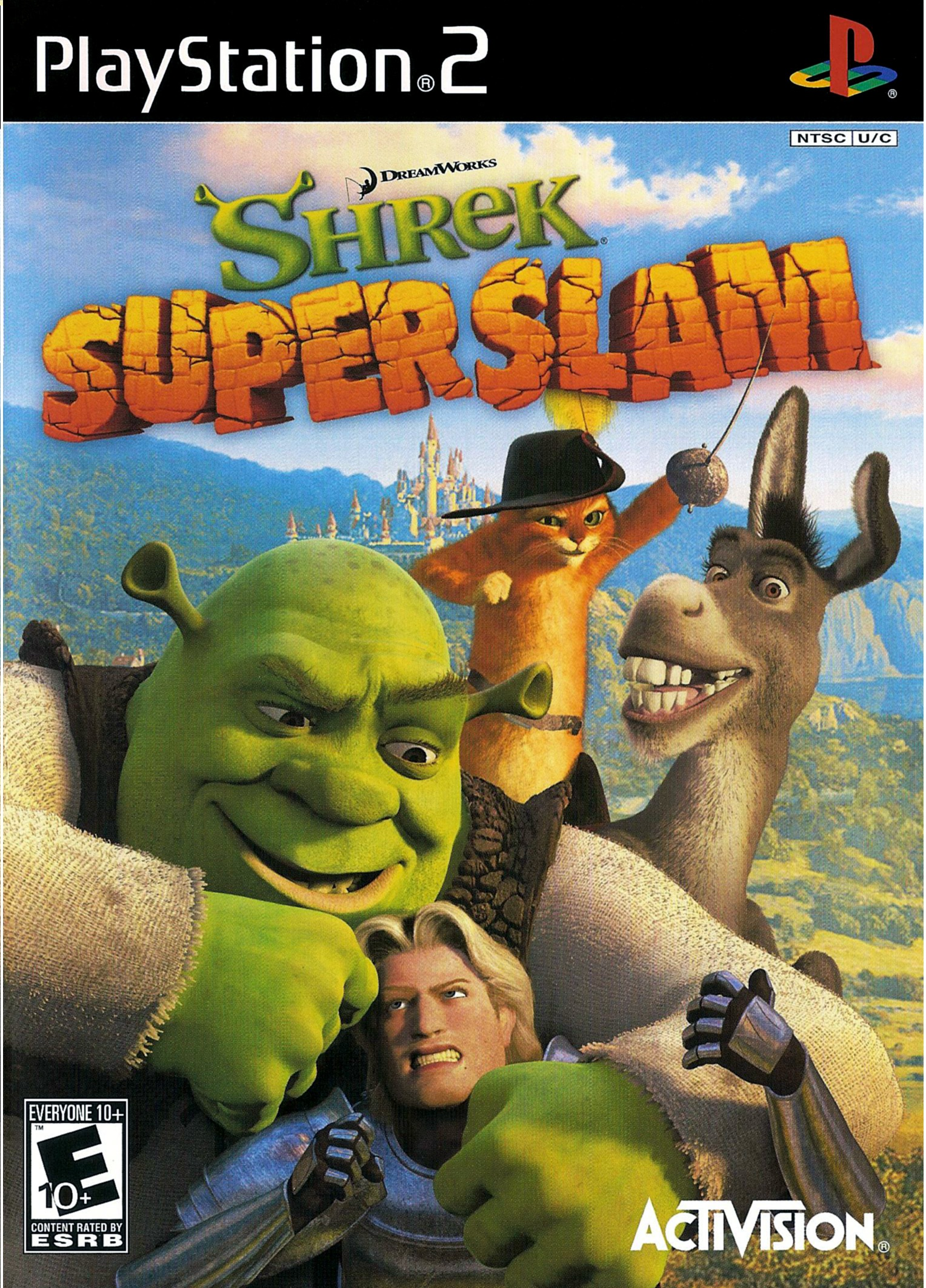 Shrek Superslam Video Game 2005 Imdb