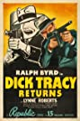 Dick Tracy Returns (1938) Poster