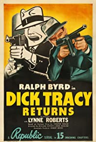 Primary photo for Dick Tracy Returns