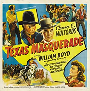 Texas Masquerade USA
