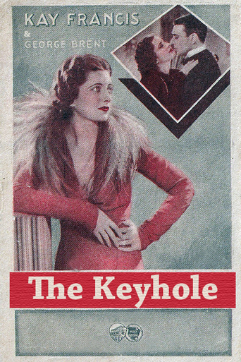 George Brent and Kay Francis in The Keyhole (1933)