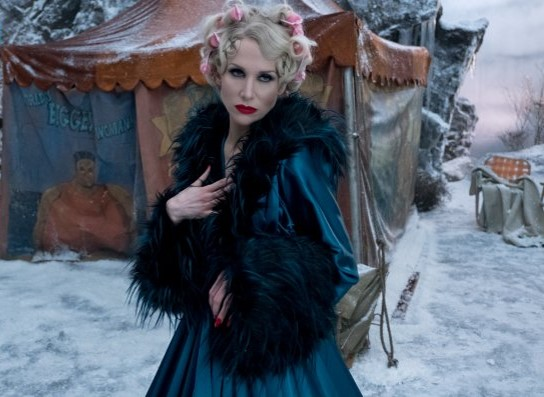 Lucy Punch in A Series of Unfortunate Events (2017)