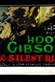 The Silent Rider Poster