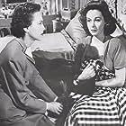 Susan Hayward and Lois Wheeler in My Foolish Heart (1949)