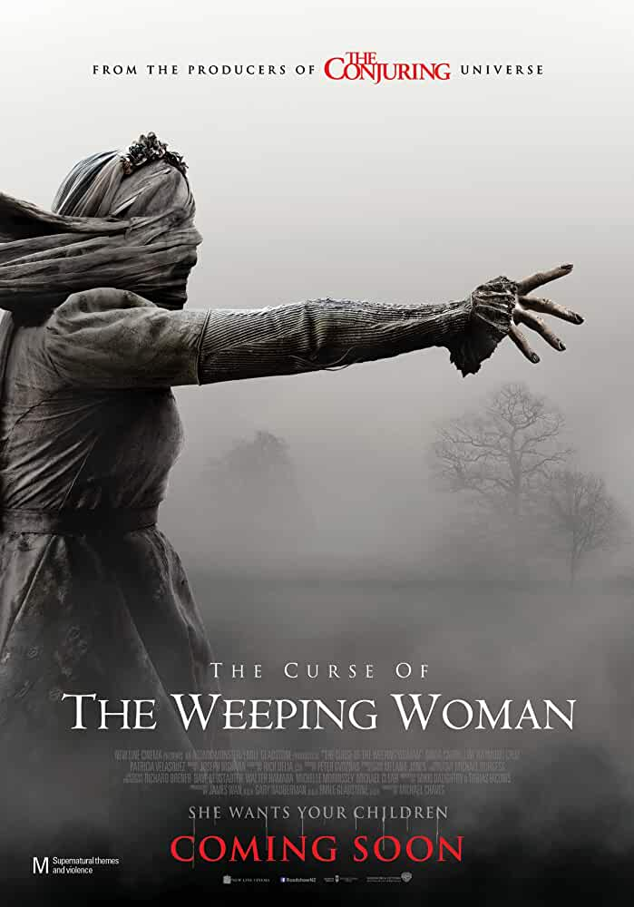 The Curse of the Weeping Woman (2019) in Hindi