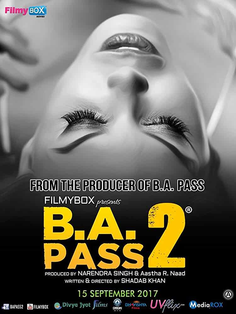 B. A. Pass 2 (2017) centmovies.xyz
