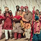 Gurdas Maan, Kavita Kaushik, Tarsem Paul, and Gurmeet Saajan in Nankana (2018)