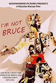 I'm Not Bruce Poster