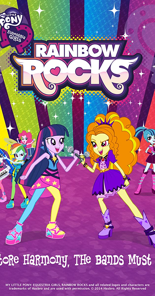My Little Pony: Equestria Girls - Rainbow Rocks (2014) - IMDb