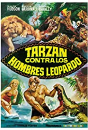 Ape Man of the Jungle Poster