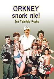 Orkney snork nie! Poster