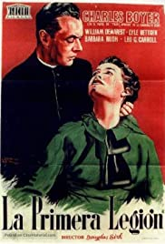 The First Legion(1951) Poster - Movie Forum, Cast, Reviews