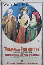Potash and Perlmutter Poster