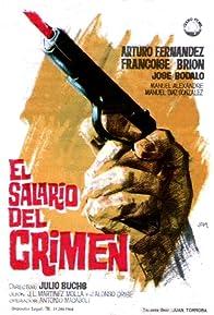 Primary photo for El salario del crimen