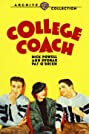 College Coach (1933) Poster