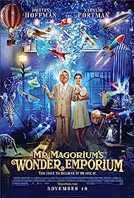 Dustin Hoffman and Natalie Portman in Mr. Magorium's Wonder Emporium (2007)