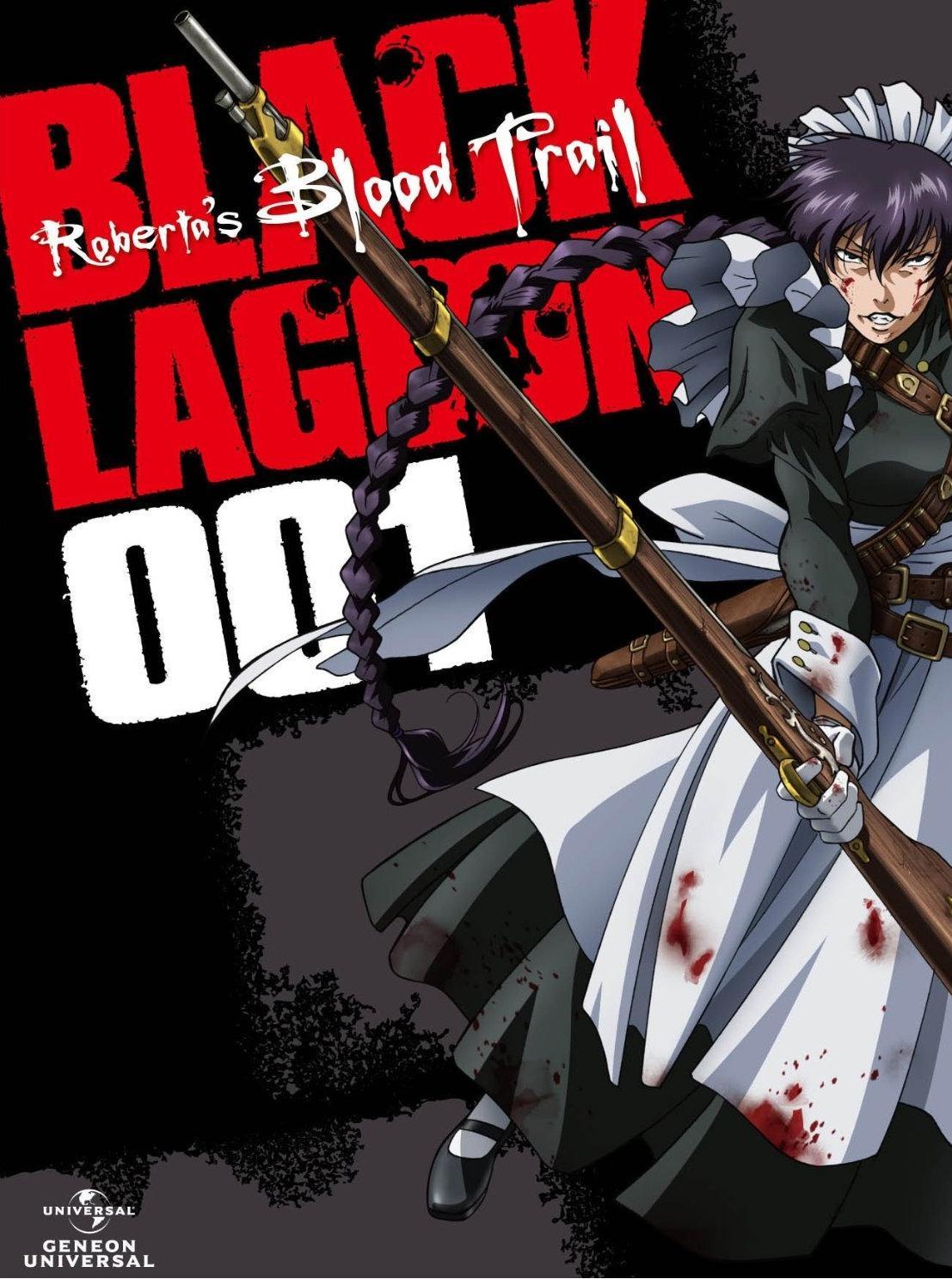 دانلود زیرنویس فارسی سریال Black Lagoon: Roberta's Blood Trail