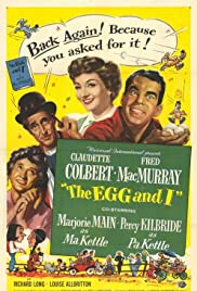 The Egg and I (1947) 1080p