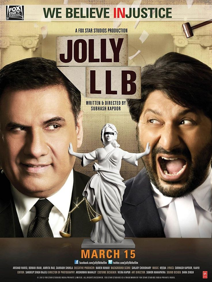Jolly LLB (2013) BluRay [1080p-720p-480p] Hindi x264 AAC 5.1 ESub