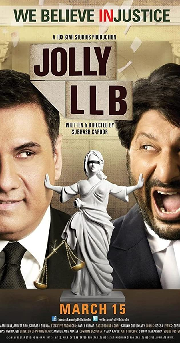 Jolly LLB (2013) - Full Cast & Crew - IMDb