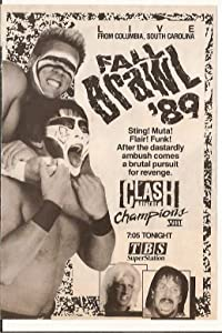 Watch free movie no downloads Clash of the Champions VIII: Fall Brawl 89 [BDRip]