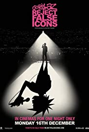 Gorillaz: Reject False Icons Poster