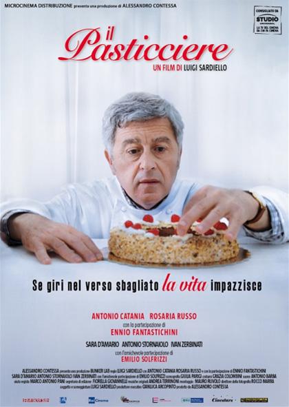 Antonio Catania in Il pasticciere (2012)