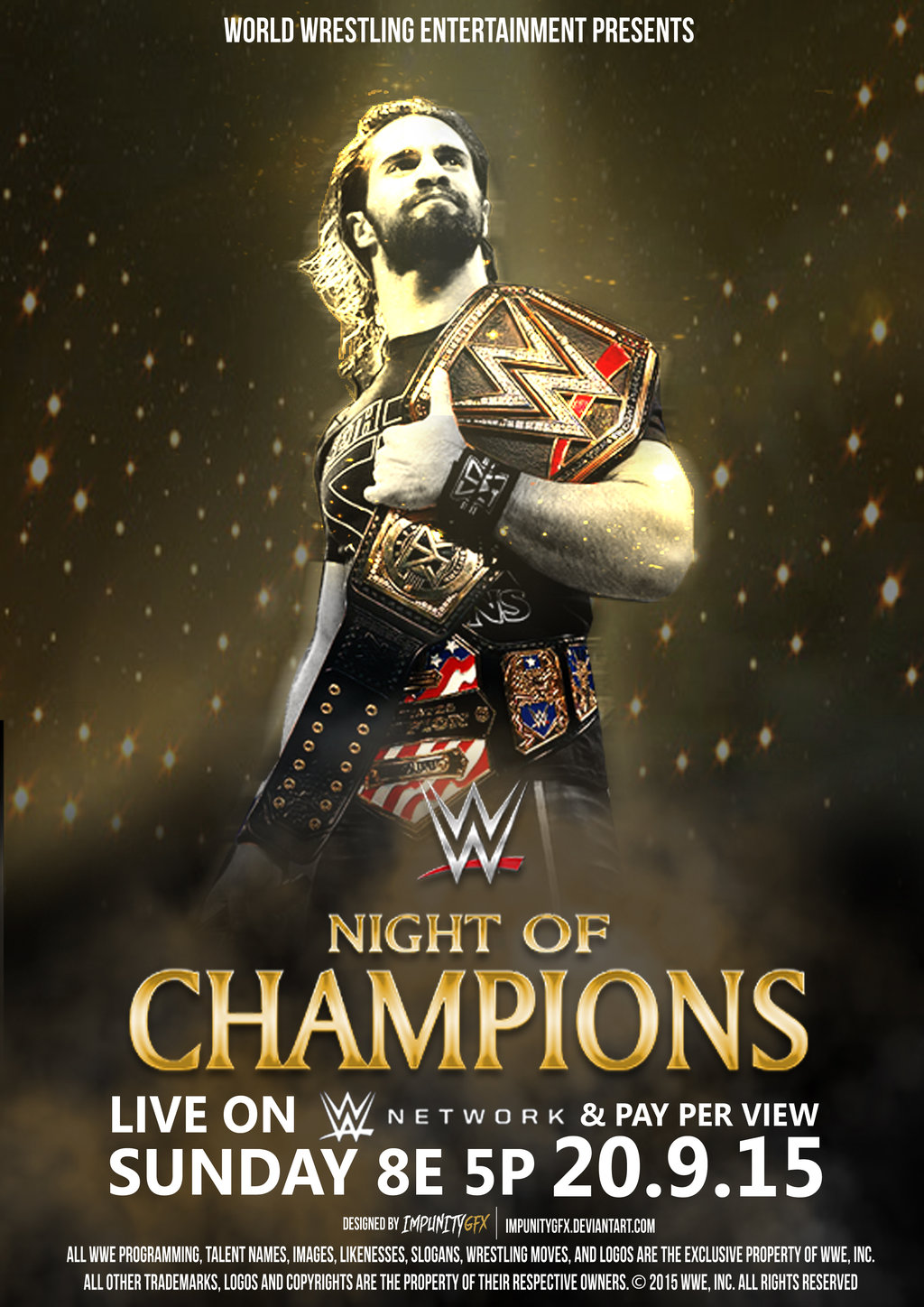 ee2fa5757d31c WWE Night of Champions (2015) - IMDb