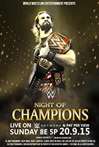 Primary photo for WWE Night of Champions