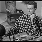 Arthur Franz in Monster on the Campus (1958)