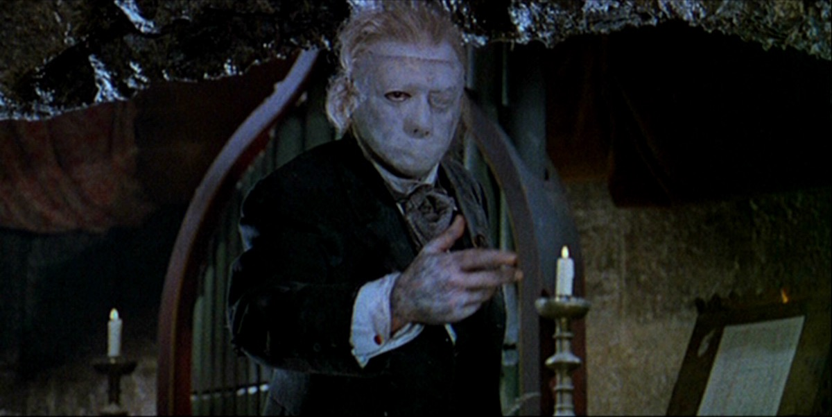 Herbert Lom in The Phantom of the Opera (1962)