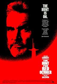 Sean Connery in The Hunt for Red October (1990)