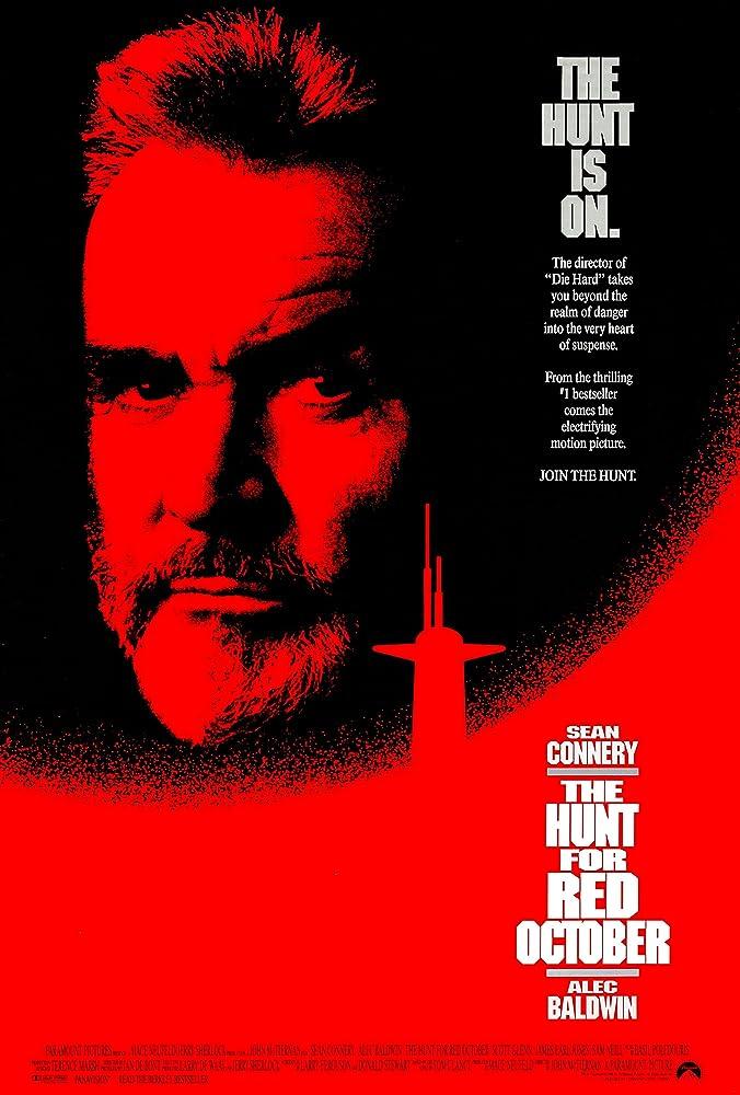 獵殺紅色十月 | awwrated | 你的 Netflix 避雷好幫手!