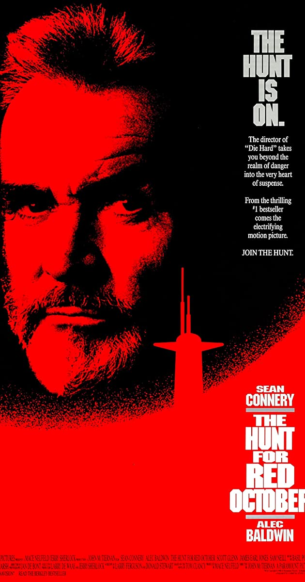 The Hunt for Red October (1990) - IMDb