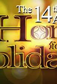 The 14th Annual 'A Home for the Holidays' Poster