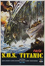 S.O.S. Titanic (1979) Poster - Movie Forum, Cast, Reviews