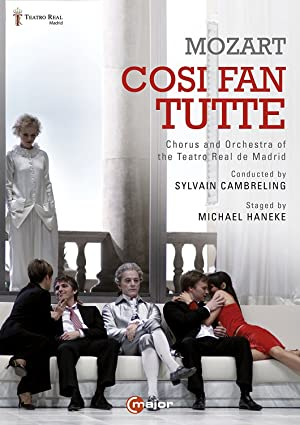 Where to stream Così fan tutte