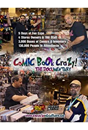Comic Book Crazy!